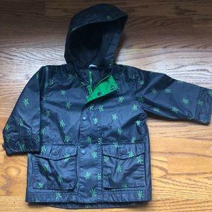 Toddler 18-24 month raincoat